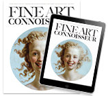 Fine Art Connoisseur - Print & Digital