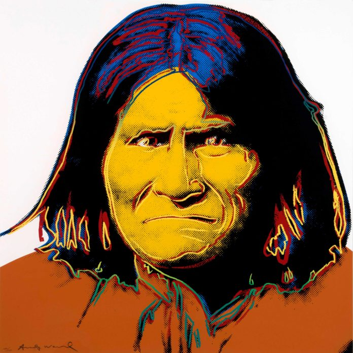 Western art - Andy Warhol paintings - FineArtConnoisseur.com