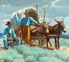 Western art for auction