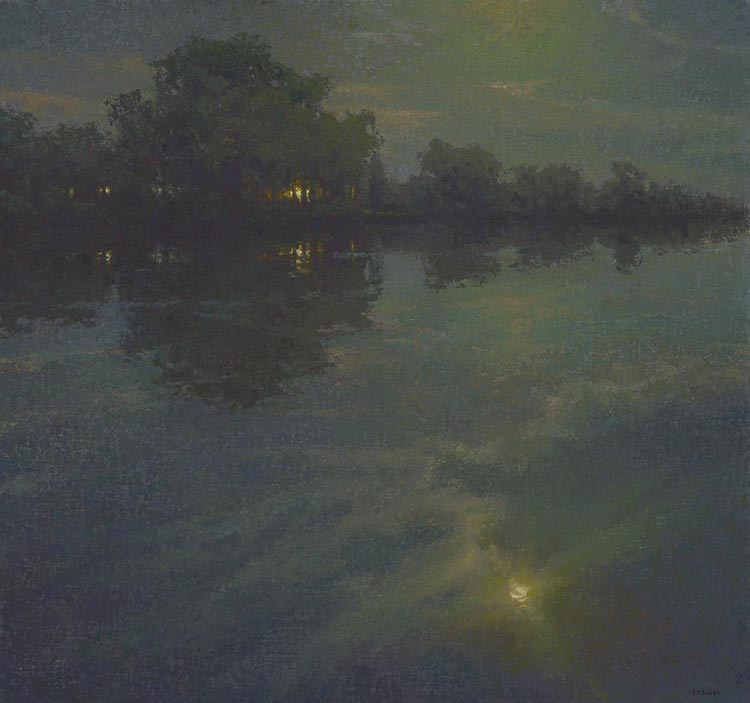 Tonalist paintings - FineArtConnoisseur.com