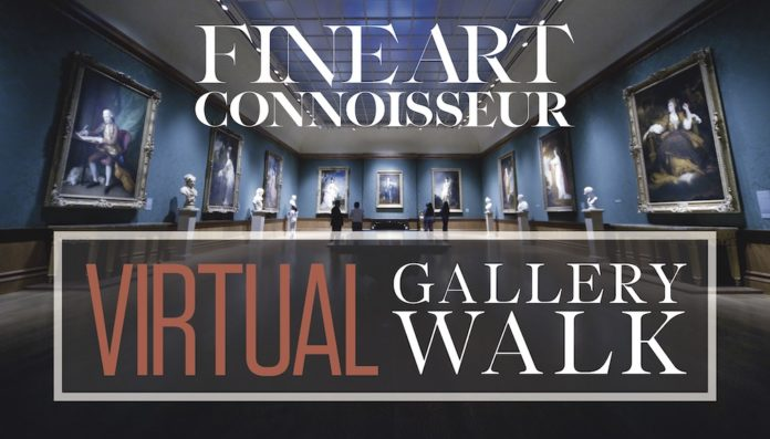 Friday Virtual Gallery Walk