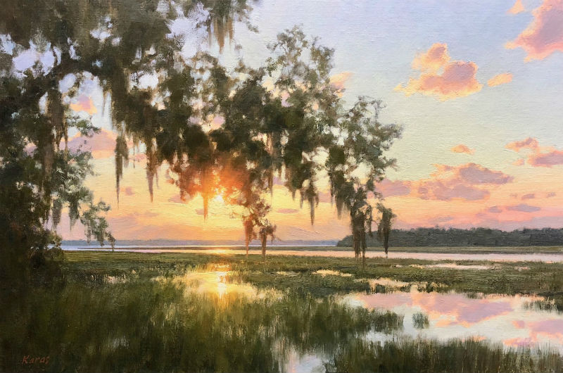 Fine art paintings - Red Piano Art Gallery