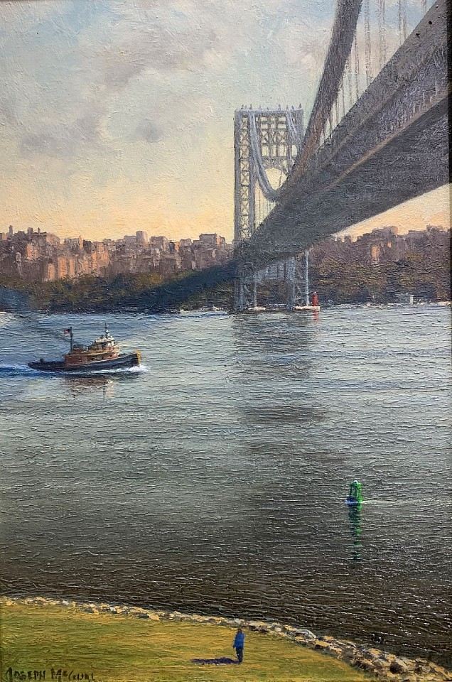 Oil paintings by Joseph McGurl